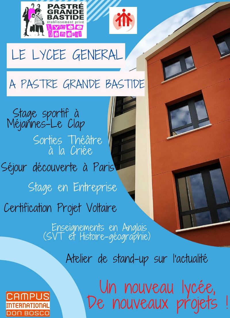 LE LYCEE GENERAL